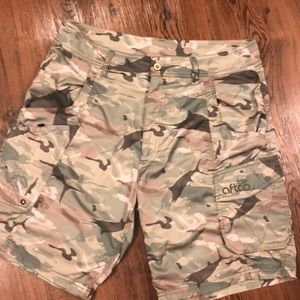 Aftco Shorts - Aftco camo tactical shorts